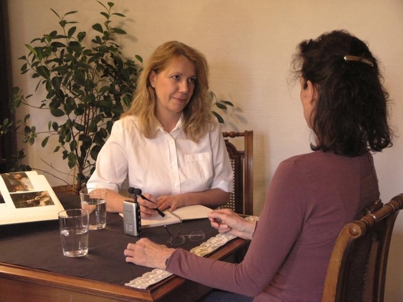 Sonja Hauber Biografien schreiben lassen